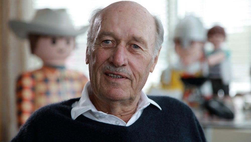Horst Brandstätter, padre de los Playmobil