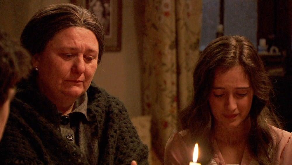 Rosario reúne a la familia para contarles la verdad sobre Prado