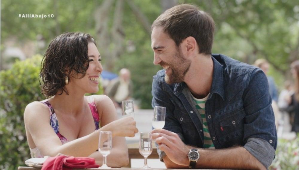 Iñaki y Nekane disfrutan de Sevilla juntos