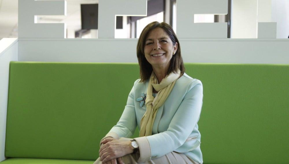 Alcaldesa de Pozuelo de Alarcón, Paloma Adrados