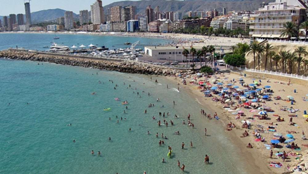 Las playas de levante