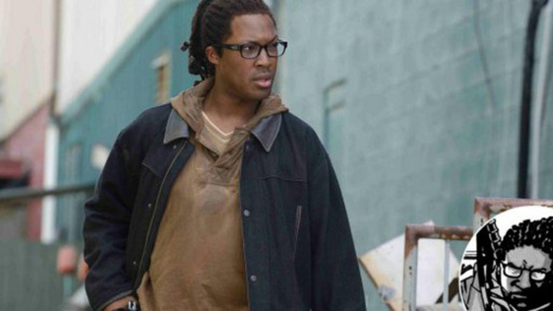 Heath, nuevo personaje de la sexta temporada 'The Walking Dead'