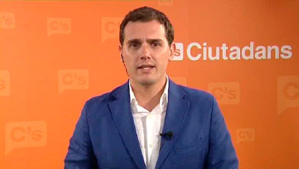 Albert Rivera, en Noticias 2