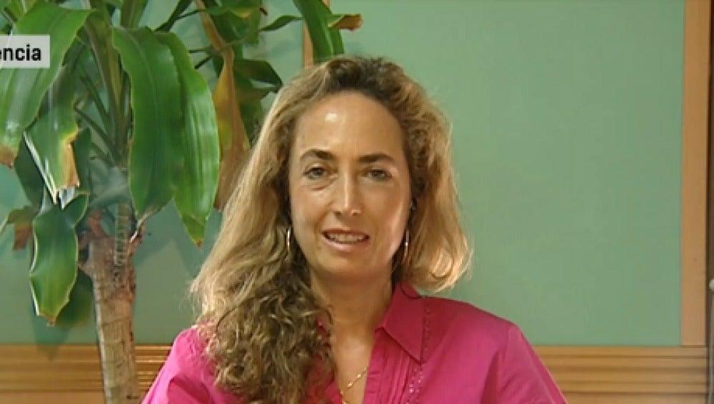 Carolina Punset en Espejo Público