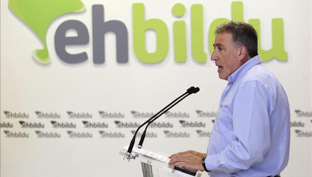 EH Bildu accede a la alcaldía de Pamplona por primera vez