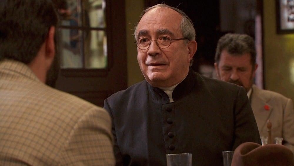 Severo, nuevo sustituto de Francisca en los donativos a la Iglesia