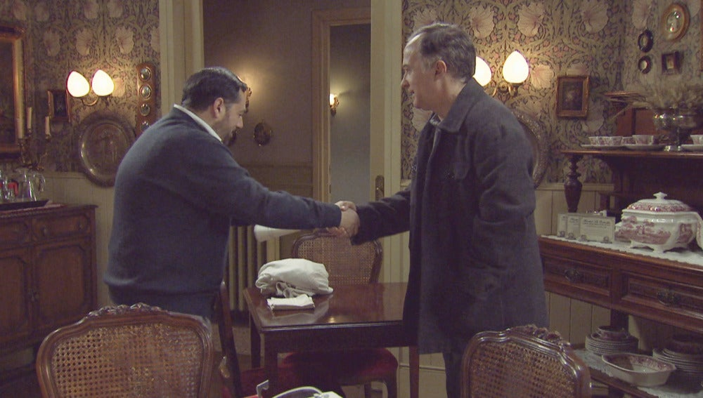 Fortunato y Paco