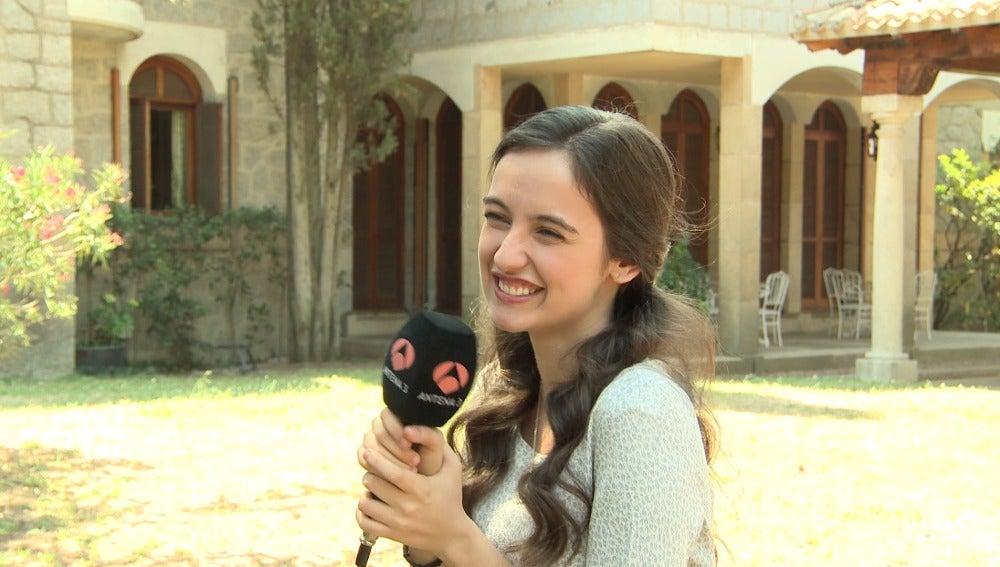 Entrevista María de Nati