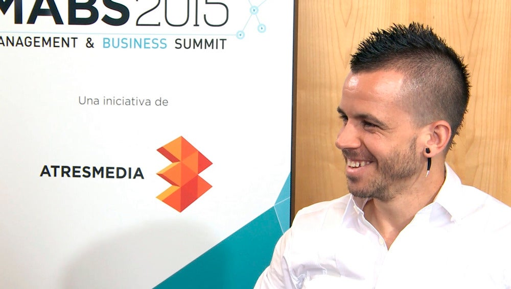 David Muñoz en el Management & Business Summit 2015
