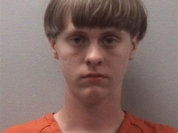 Dylan Roof, sospechoso de tirotear a nueve personas en Charleston, EEUU.