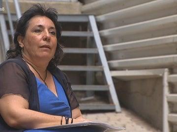 María Yela en 'Reclusas'