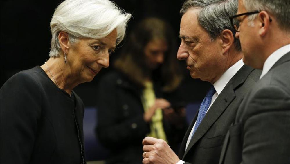 El Eurogrupo termina sin acuerdo sobre Grecia