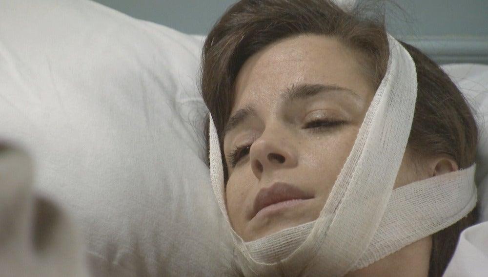 Clara cuenta la verdad sobre la paliza que le porpinó Juan