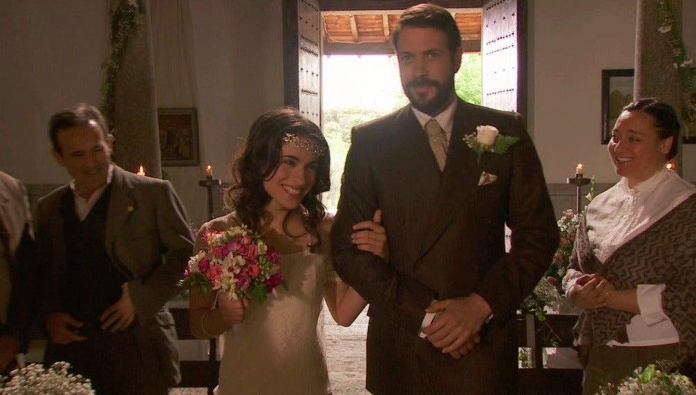 """Bosco e Inés se darán el """"sí, quiero"""""""