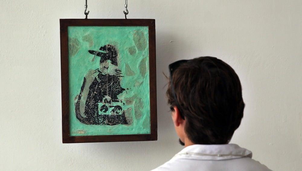El último Bansky en La Habana sale a la luz