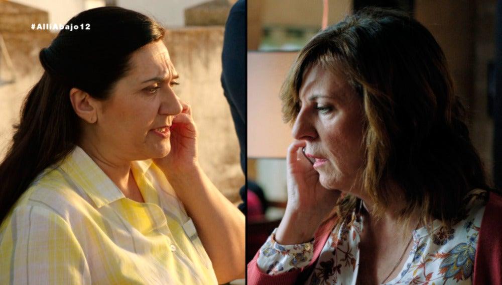 """Bego a Maritxu: """"Iñaki ha dejado plantada a Nekane por la andaluza"""""""