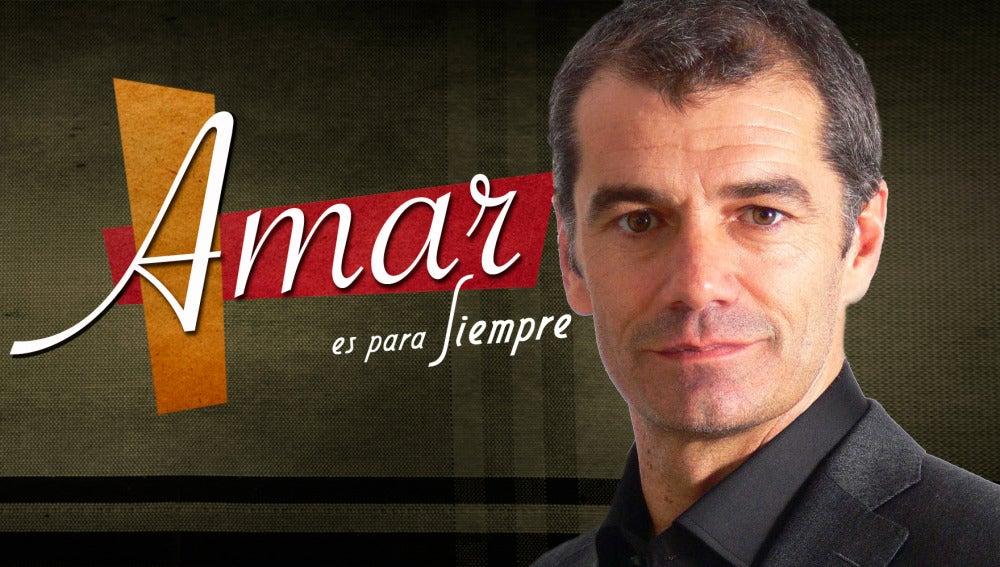 Toni Cantó es el doctor Eugenio Martos