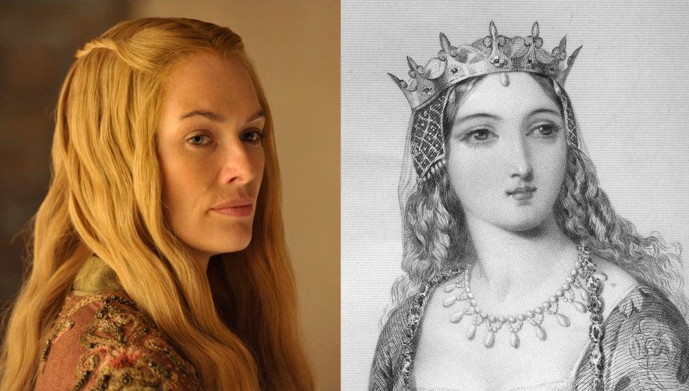 Personajes históricos en los que se inspiran las mujeres de 'Juego de Tronos'