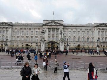 Palacio de Buckingham, residencia oficial de la reina Isabel II