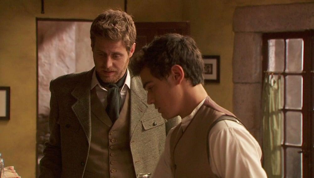 Nicolás da consejos a Matías para conquistar a Prado