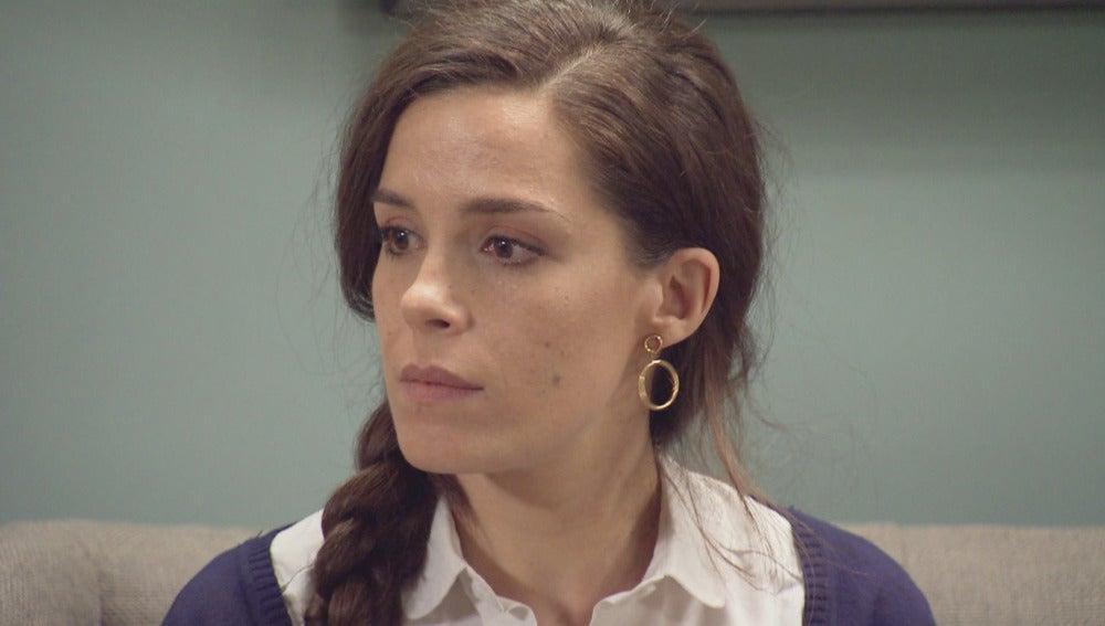 Clara, conmocionada al enterarse que Juan será puesto en libertad