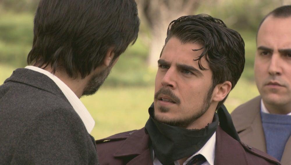 El CIL encarga a Jorge que mate a un policía