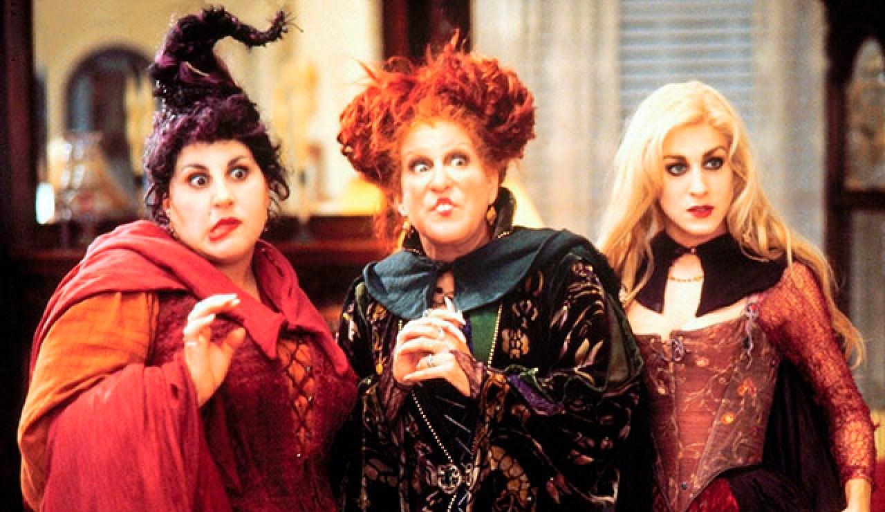 'El retorno de las brujas'