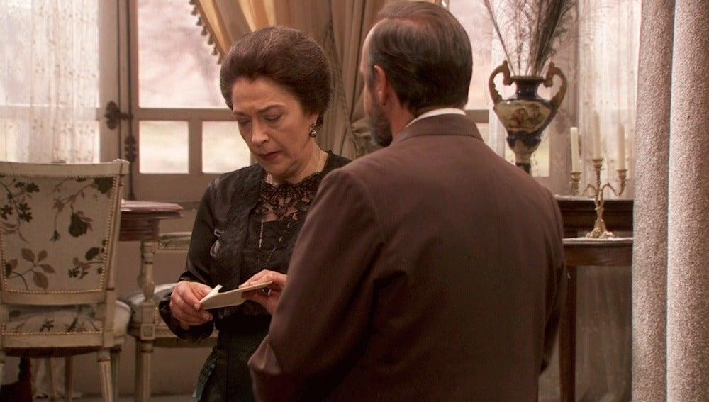Raimundo vende sus tierras para ayudar a Francisca