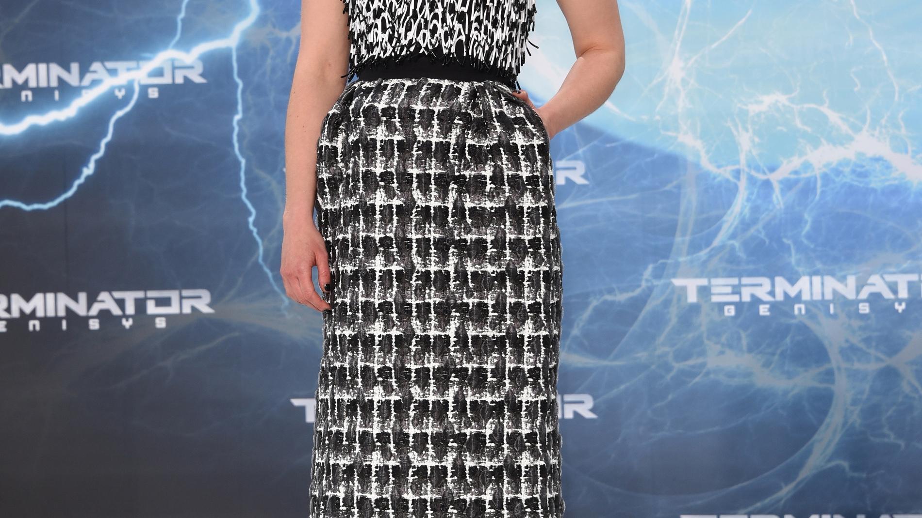 El ecuador del ranking es para Emilia Clarke