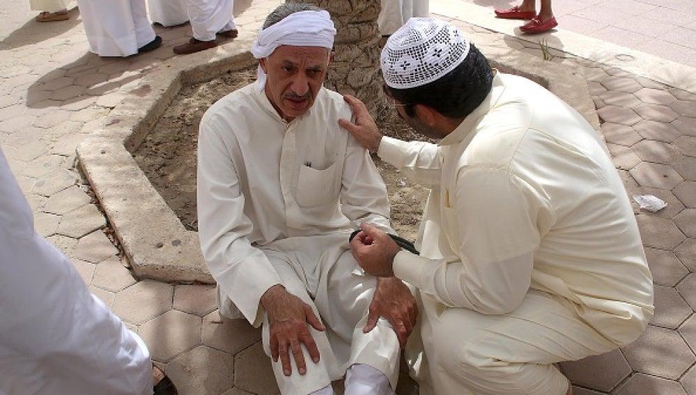 Herido en un atentado en Kuwait