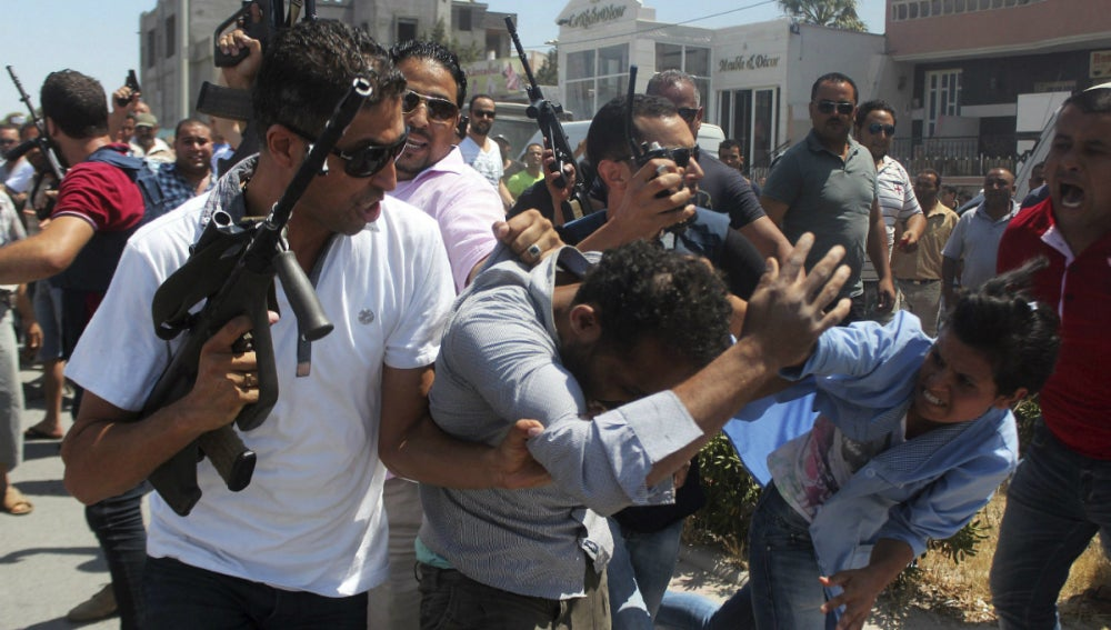 Fuerzas de seguridad de Túnez