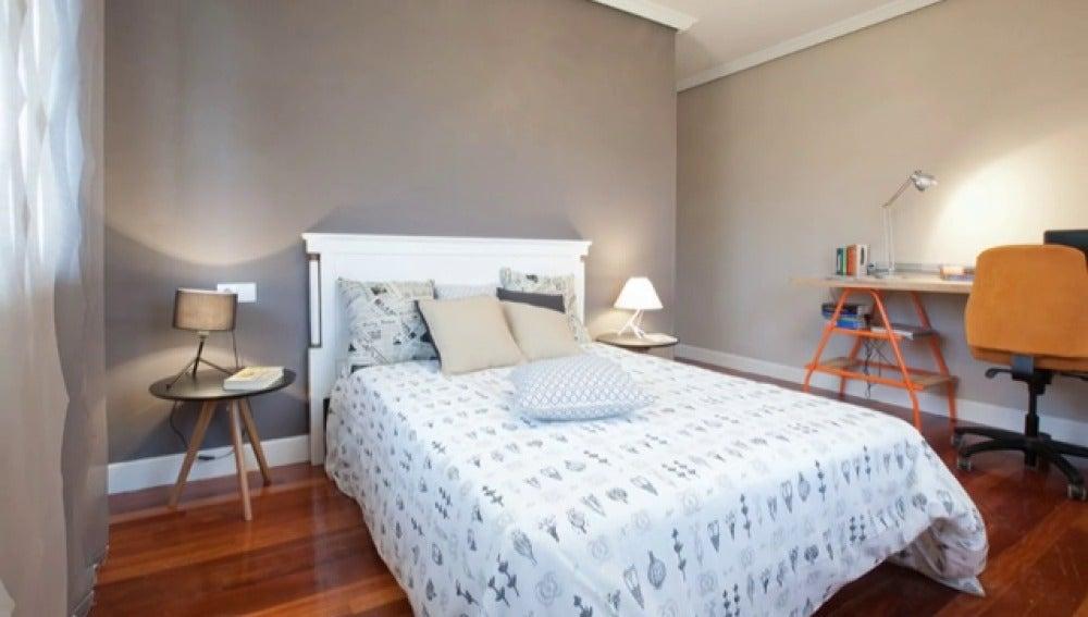 Antena 3 tv 39 decogarden 39 convierte una habitaci n en un dormitorio con aires vanguardistas - Decogarden habitacion infantil ...