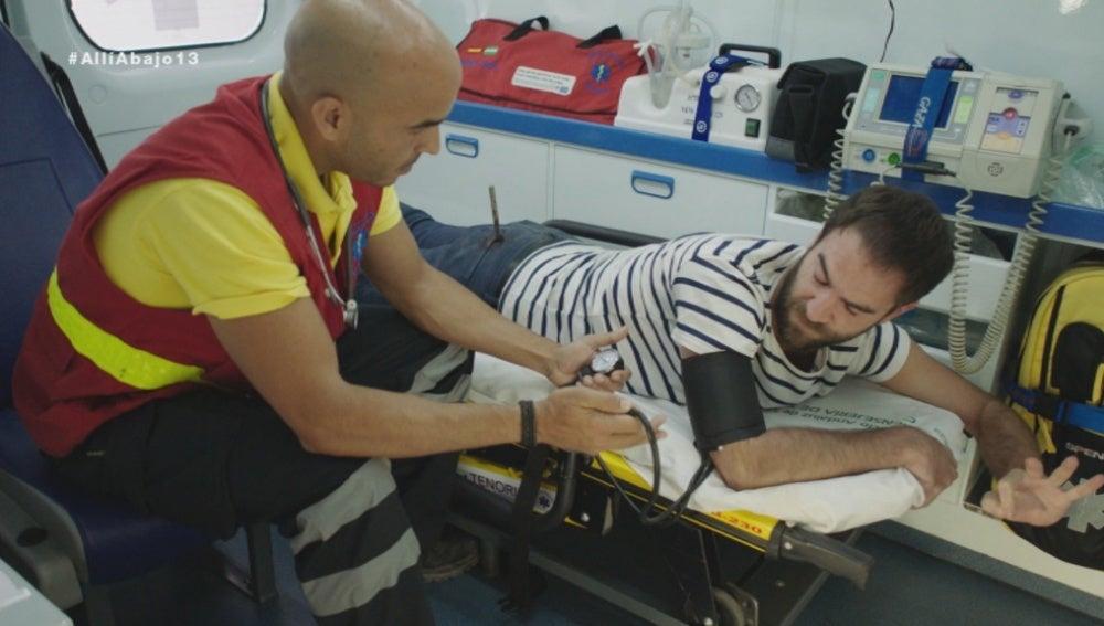Iñaki insiste en que le ingresen en la clínica Híspalis