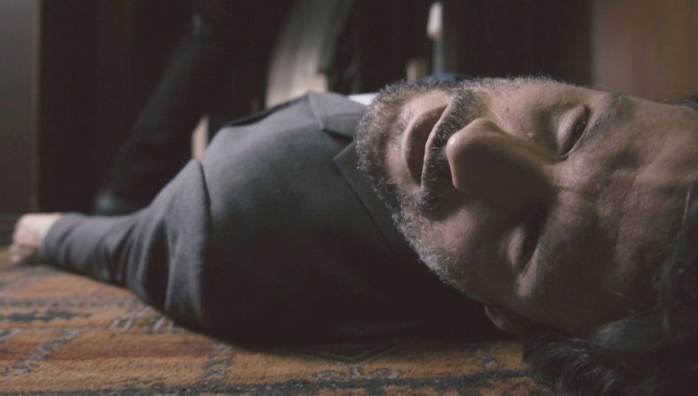 Juan en el suelo