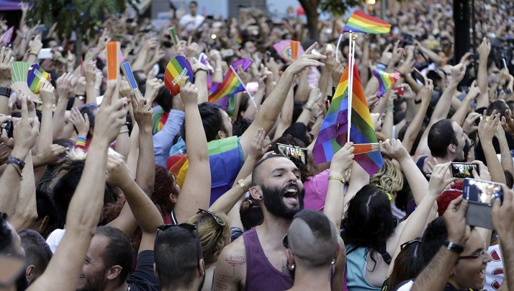 Orgullo Gay de Madrid