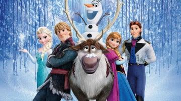 'Frozen', el último gran éxito de la factoría Disney
