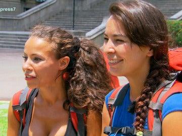 """María del Amor y Yareli celebran su paso a la final:""""No pensábamos llegar hasta aquí"""""""