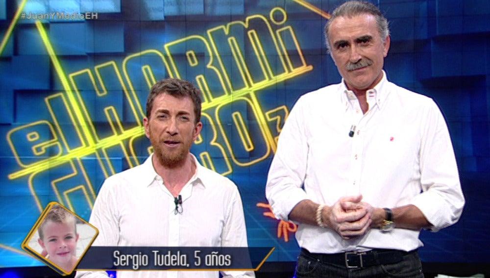 Juan y Medio en El Hormiguero 3.0