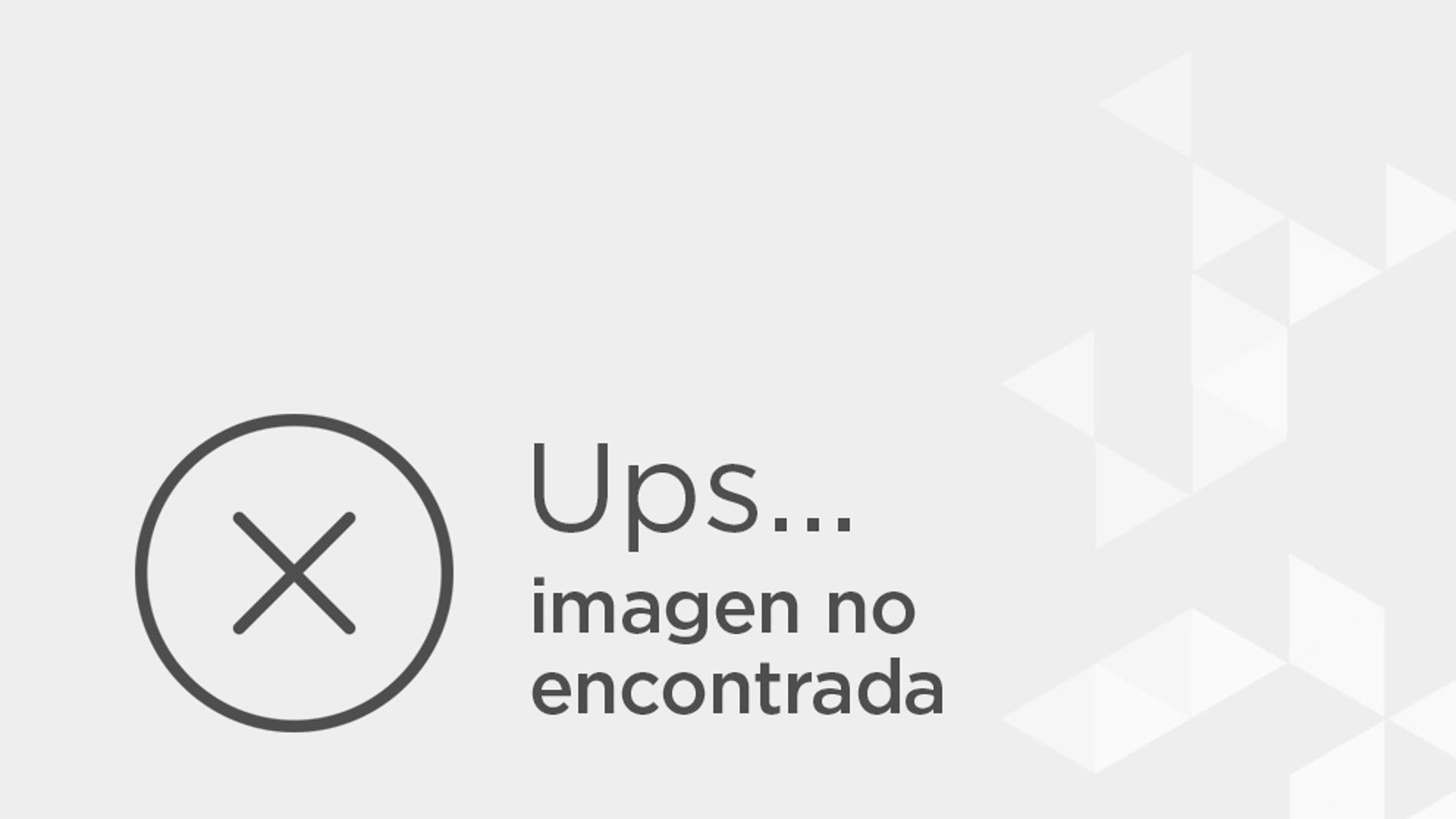 Arnold Schwarzenegger en un pueblo español