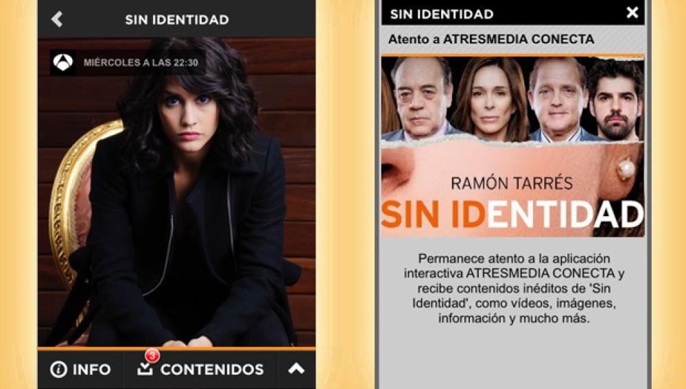 Sorteo del libro de 'Sin Identidad' en ATRESMEDIA CONECTA