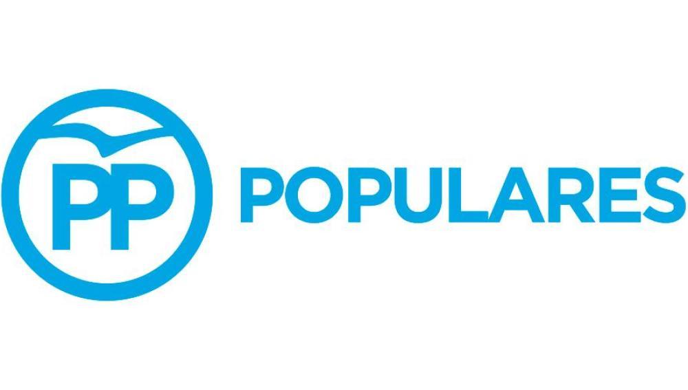 Nuevo logo del PP.