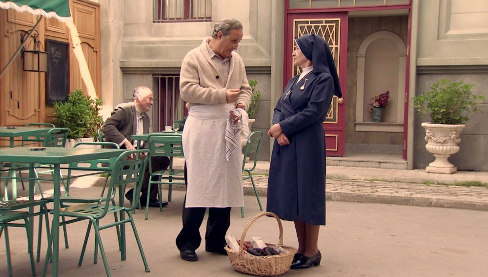 Pelayo y Sor Teresa