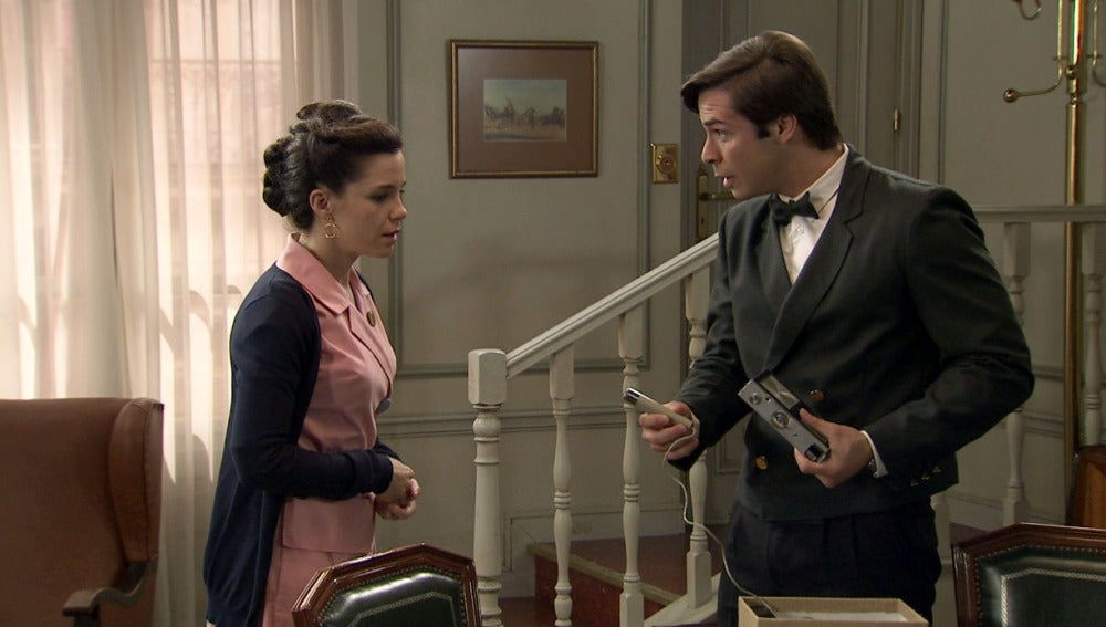 Nicolas y Clara