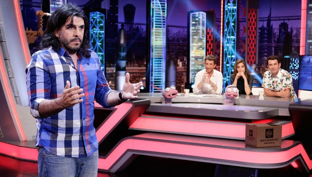 """Vaquero: """"¿Qué pasaría si en España tuviésemos un rey gitano?"""""""