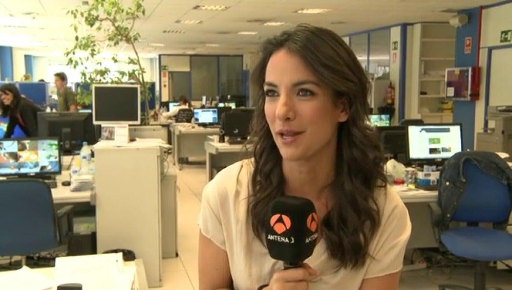 Antena 3 tv esther vaquero hay que intentar estar al for Espejo publico verano