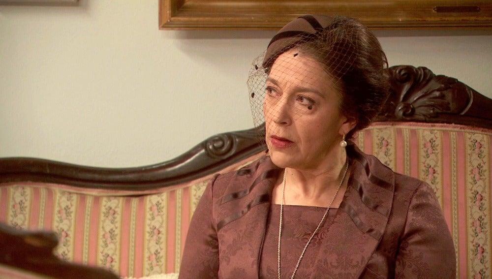 Francisca descubrirá que Severo tiene sus pertenencias