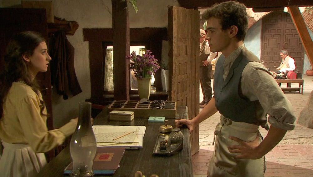 Matías advierte a Prado sobre Sixto