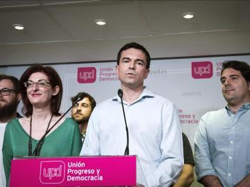 Andrés Herzog, nuevo líder de UPyD