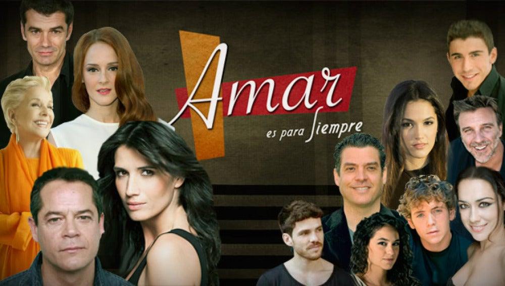 Antena 3 tv toni cant elia galera lola herrera y - Antena 3 tv series amar es para siempre ...