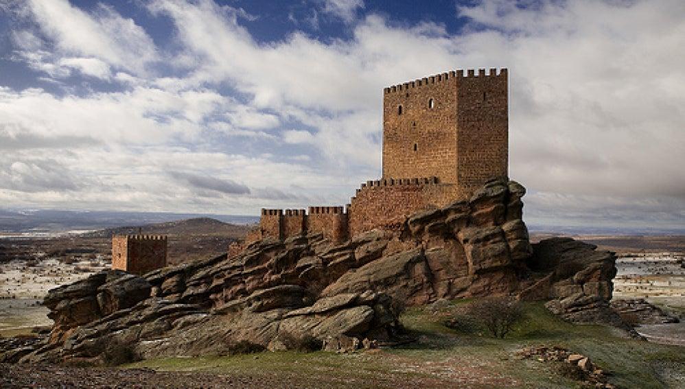 Castillo de Zafra de Guadalajara